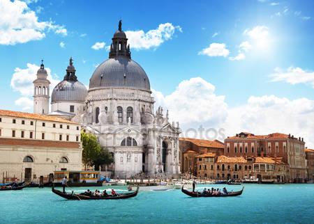 Гранд-канал и базилика