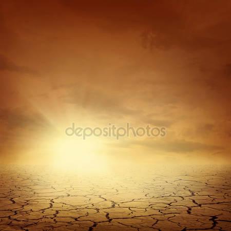 Пустыня пейзажный фон