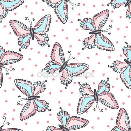 Фотообои Бабочки