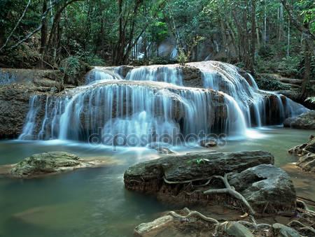 Таиландский водопад