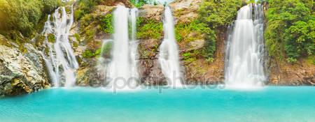 Фотообои Обзор водопада
