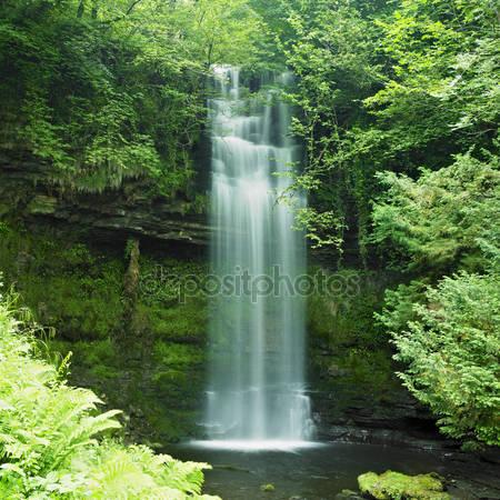 Водопад glencar