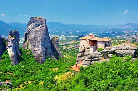 Чудесный монастырь
