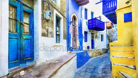 Фотообои Остров греции