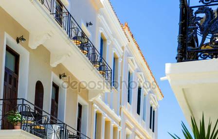 Места греции
