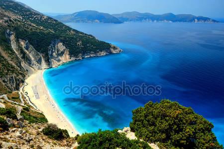 Фотообои Экзотический пляж