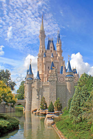 Magic королевства замок