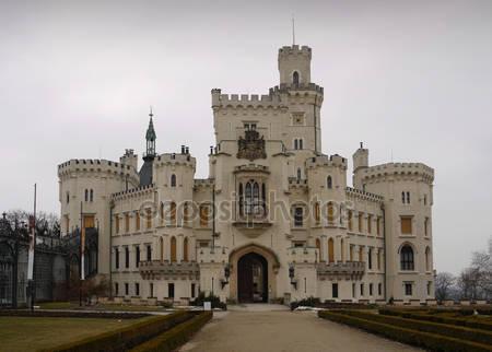 Фотообои Castle