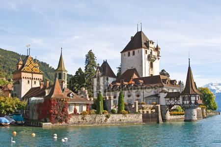 Замок oberhofen