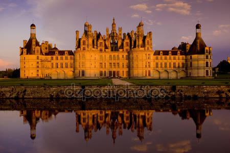 Замок chambord