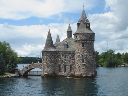 Замок болдт на озере онтарио