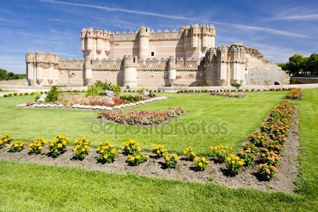 Замок коки