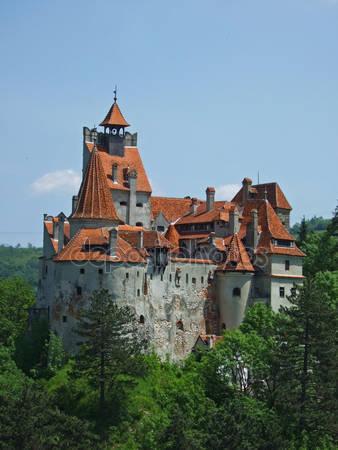 Дракула замок бран