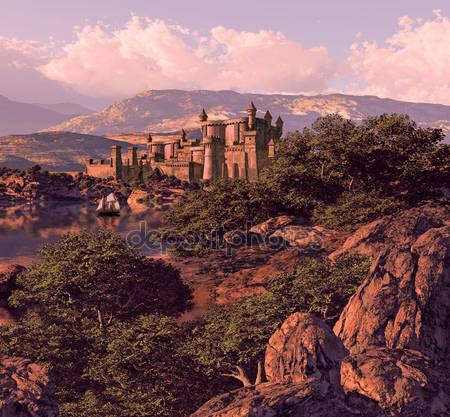 Испанский замок