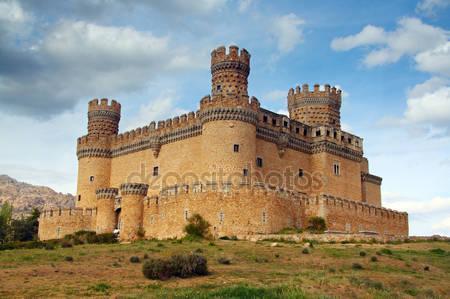 Фотообои Настоящий замок мансанарес