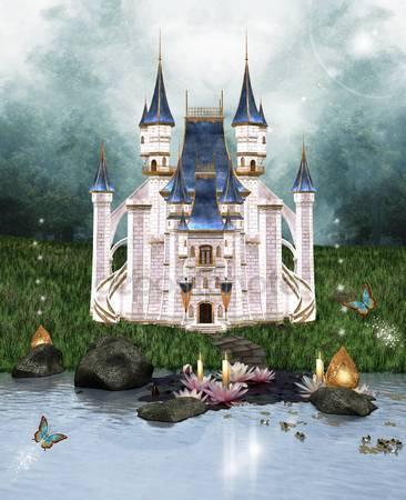 Очарованный замок
