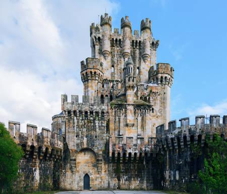Butron замок