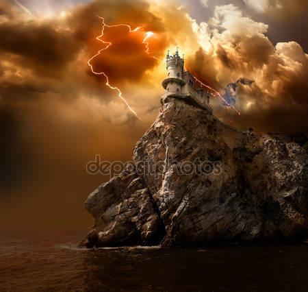 Молния на замок