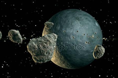 Метеоры и планеты