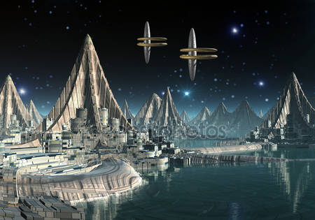 Чужая планета адара