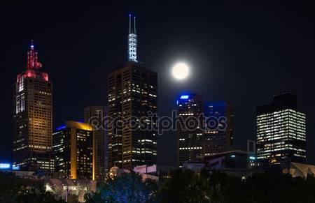 Фотообои Ночь брисбен
