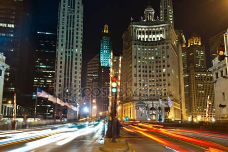 Мичиган-авеню в чикаго