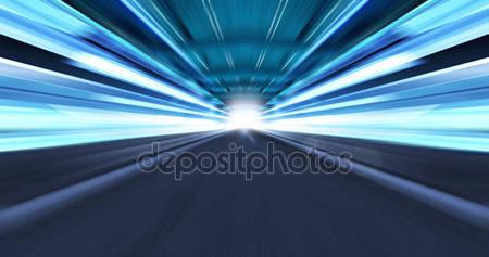 Высокоскоростной тунель