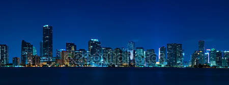Майами горизонта