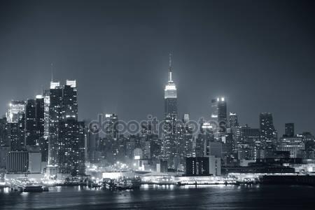 Манхэттен нью-йорк сити