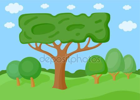 Фотообои Декоративное дерево