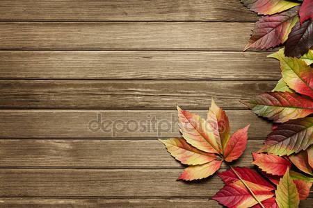 Фотообои Осенний фон
