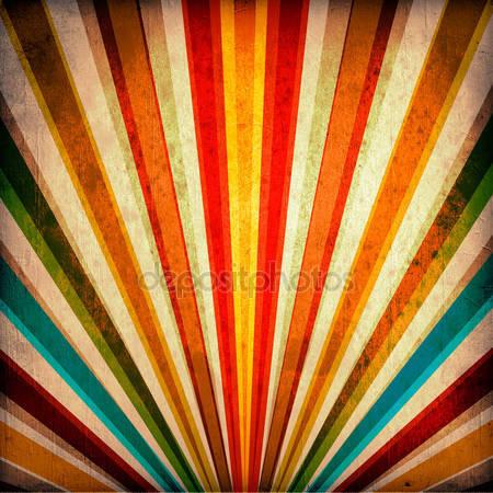 Фотообои Фон гранжа солнечных лучей