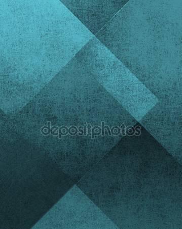 Абстрактный сине-черный фон