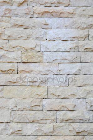 Природные каменные стены