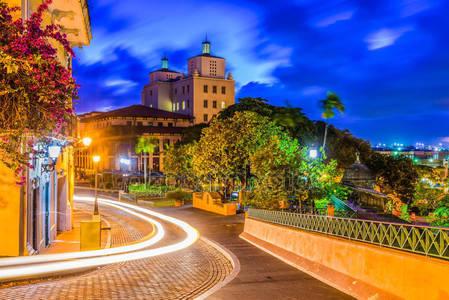 Сан-хуан пуэрто-рико