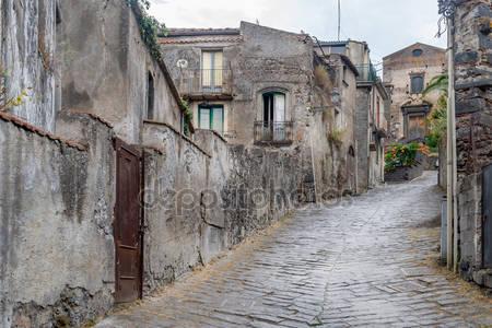 Древние улицы