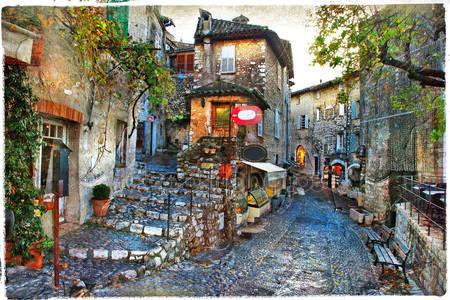 Очаровательные деревни