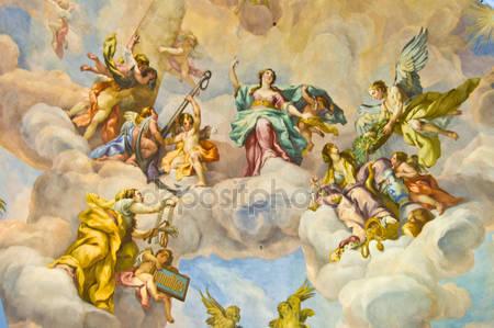 Библейские фреска