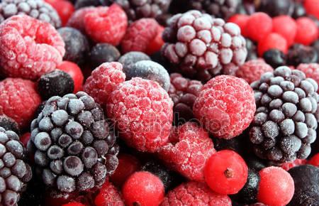 Смешанные ягоды