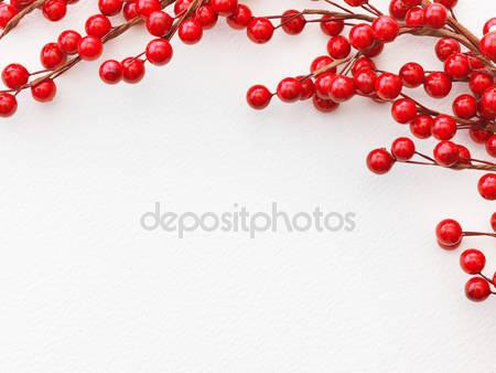 Рождественские ягоды