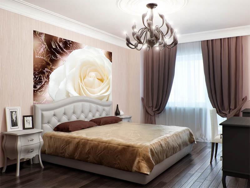 Ромашка в Спальне