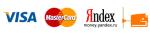 visa, mastercard, yandex money
